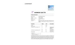 Harmony - Model 2047 FR - Climate Screens - Brochure