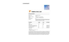 TEMPA - Model 5155 C AW - Climate Screen - Datasheet