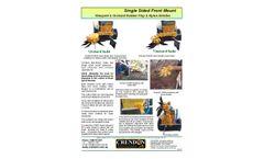Sadie - Vineyard & Orchard Cane & Pruning Sweepers Brochure