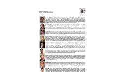 2008 USA Speakers