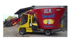 Prestige - Vertical Self Propelled Prestige Mixers