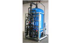 Aqua Sol - Model VVF P series - Polyester Reinforced GRP Filters
