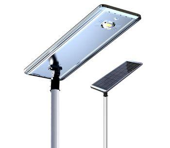 EShine - Model ELS-50 - Super Solar Led Street Light