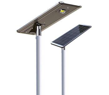 EShine - 60W Solar Street Led Light