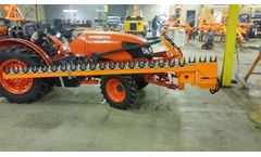 Automated Ag - Orchard Hedger