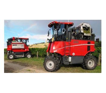 ERO Grapeliner - Model 6000 Series - Grape Harvesters