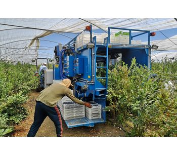 Air Jet Berry Harvester-3