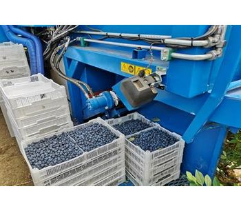 Air Jet Berry Harvester-2