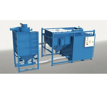 BSK - Model K & R Series - Industrial Air Flow Vacuum Cleaner