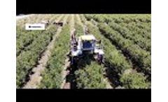 Blueberry Harvester OSKAR 4WD Plus