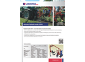 Hydraulic weeding Machine ZUZA 3 (EN)