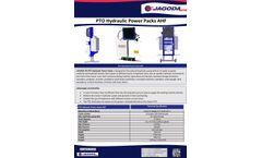 Catalog PTO Hydraulic Power Packs AHF