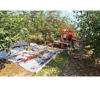 Hydraulic Tree Trunk Shaker Fruit Harvester-2