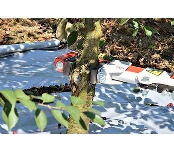 Hydraulic Tree Trunk Shaker Fruit Harvester-3