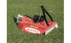 AGATKA - Mower Shredder