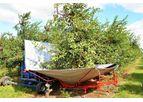 GACEK - Fruit Harvester Machine with Umbrella