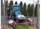 ZANA - Automatic Hydraulic Weeder