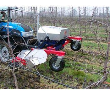 Automatic Hydraulic Weeder-1
