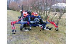 ZOFIA - Side Hydraulic Weeder Machine