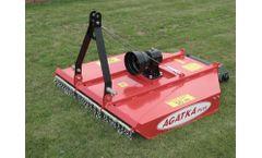 AGATKA PLUS - Mower-Shredder