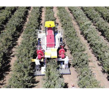 Blueberry Harvester -3