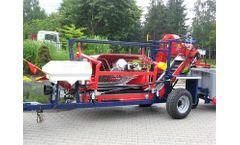 ARONIC - Model 5 - Aronia Berry Harvester