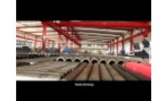 Tianhe Oil Group. Drilling Rigs Tools design, manufacture Rental Sale equipment In Shanghai China Video
