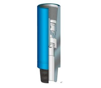 Tianhe - Model FJ - Arrow Type Back Pressure Valve