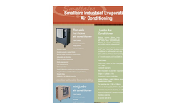 Smallaire Industrial Evaporative Air Conditioning Video