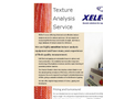 Texture Analysis Services Brochure
