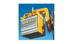 MDB - Model PI 100 AM - Hydraulic Clamp for Drain Wells