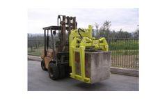 MDB - Model PI 100 L Series - Hydraulic Clamps for Drain Wells