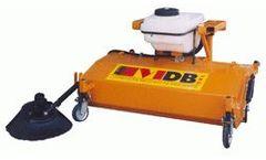 MDB - Model SPZ-150 - Hydraulic Sweepers