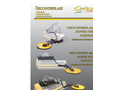 Orizzonti - Model DHS - Disk Mower Shredders Brochure