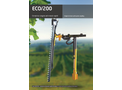 Orizzonti - Model ECO/200 - Pruning Machine Brochure