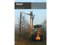 Orizzonti - Orchards Fruit Pre Pruning Machine Brochure