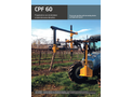 Orizzonti - Model CPF 60 - Pre Pruner Machine Brochure