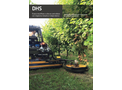 Orizzonti - Model DMS - Disk Mower Shredders Brochure