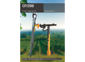 Orizzonti - Model CF/200 - Pruning Machine Brochure