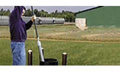 Environmental monitoring solutions for the groundwater remediation pumping