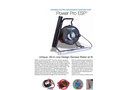Power Pro ESP - Portable Electric Groundwater Sampling Pump - Datasheet