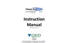 Power Pro ESP - Portable Electric Groundwater Sampling Pump - Manual