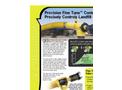 QED - Precision Fine Tune Control Valve - Datasheet