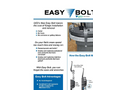Easy Bolt - Conventional Nuts and Bolt Sets - Datasheet