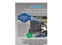 E-Z Tray - Treating Drinking Water for Disinfection By-products - Brochure
