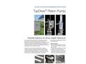 TopDrive - Piston Pumps - Brochure