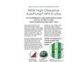 AutoPump - Model AP4.5 Ultra - High-Clearance Pump - Brochure