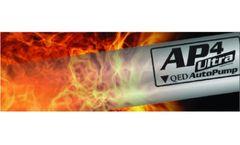 AutoPump - Model AP4 Ultra - High Temperature Specialty Pump