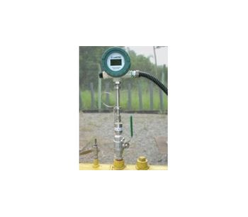 Thermal Mass Flow Meter-1
