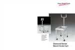 Model BS - Cart Bench Scale Brochure